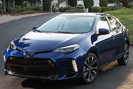 Toyota Corolla Us 2016 2018