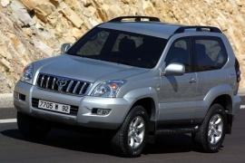 Toyota Land Cruiser 120 3 Doors 2003 2009