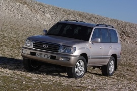 TOYOTA Land Cruiser 100 (2002 - 2007)