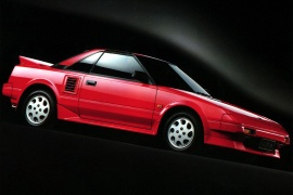 TOYOTA MR2 (1985 - 1990)