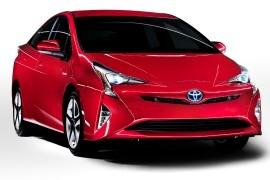 Toyota Prius Photo Gallery