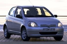 Toyota Yaris 5 Doors 1999 2003