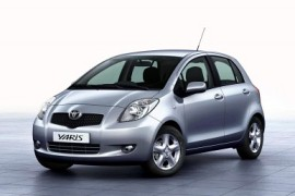 Superior TOYOTA Yaris 5 Doors 2006   2008