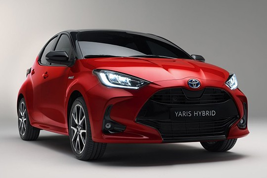 Toyota Yaris 5 Doors Models And Generations Timeline Specs And