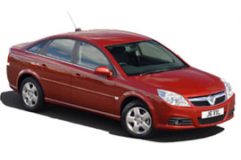 VAUXHALL Vectra Hatchback (2005 - 2008)