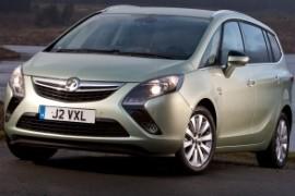 Vauxhall Zafira Tourer Specs Photos 2011 2012 2013 2014