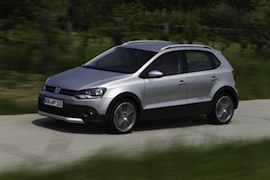 VOLKSWAGEN CrossPolo specs & photos - 2010, 2011, 2012, 2013, 2014, 2015, 2016, 2017, 2018, 2019 ...