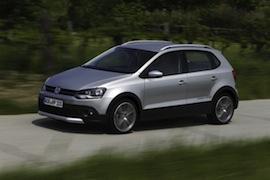 Volkswagen Crosspolo Specs Amp Photos 2010 2011 2012