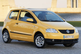 VOLKSWAGEN Fox (2005 - 2009)