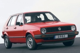 VOLKSWAGEN Golf II 5 Doors (1983 - 1992)