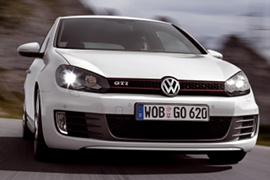 VOLKSWAGEN Golf GTI 5 Doors (2008 - 2013)