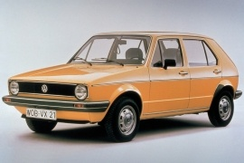 VOLKSWAGEN Golf I (5 Doors) (1974 - 1983)