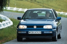 VOLKSWAGEN Golf III 3 Doors (1991 - 1997)