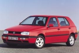Volkswagen Golf Iii 5 Doors 1992 1997