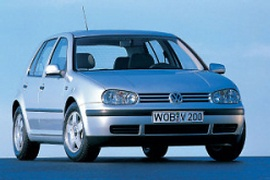 VOLKSWAGEN Golf IV 5 doors (1997 - 2003)
