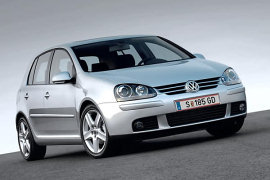 Volkswagen Golf 5 Page 1