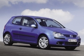 VOLKSWAGEN Golf V 3 Doors (2003 - 2008)