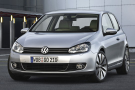 VOLKSWAGEN Golf VI 3 Doors (2008 - 2012)