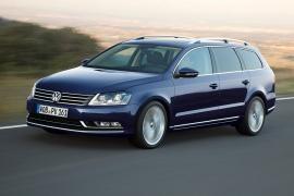 Volkswagen Passat Variant 2010 2014
