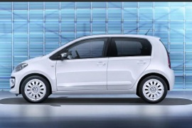 VOLKSWAGEN UP! 5 doors (2012 - Present)