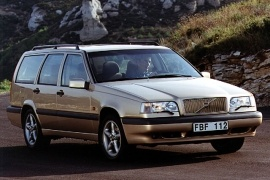 Volvo 850 Estate Specs Photos 1993 1994 1995 1996 1997 Autoevolution