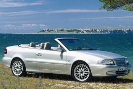 VOLVO C70 Convertible specs & photos - 1999, 2000, 2001 ...