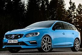 Volvo V60 Polestar 2017 Present