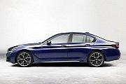 Spécifications et photos de BMW 5 Series Sedan