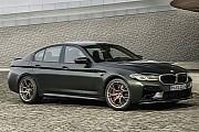 Spécifications et photos de BMW M5