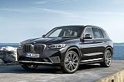 Spécifications et photos de BMW X3