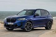 Spécifications et photos de BMW X3 M