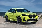 Spécifications et photos de BMW X4 M