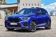 Spécifications et photos de BMW X5 M
