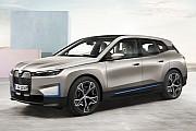 Spécifications et photos de BMW iX
