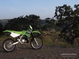 Kawasaki Kdx 200 1984 1985 1986 1987 1988 1989