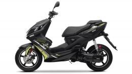 YAMAHA Aerox R Naked specs - 2012, 2013, 2014 - autoevolution
