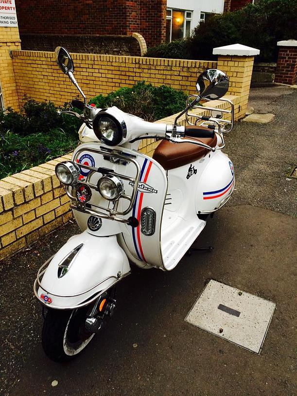 AJS Modena 125 - Motorcycle Finance & UK Delivery