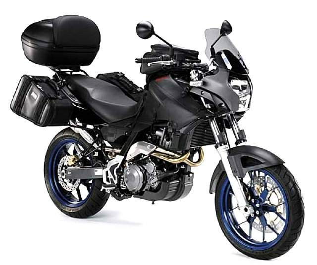 aprilia pegaso 650 strada specs 2006 autoevolution. Black Bedroom Furniture Sets. Home Design Ideas