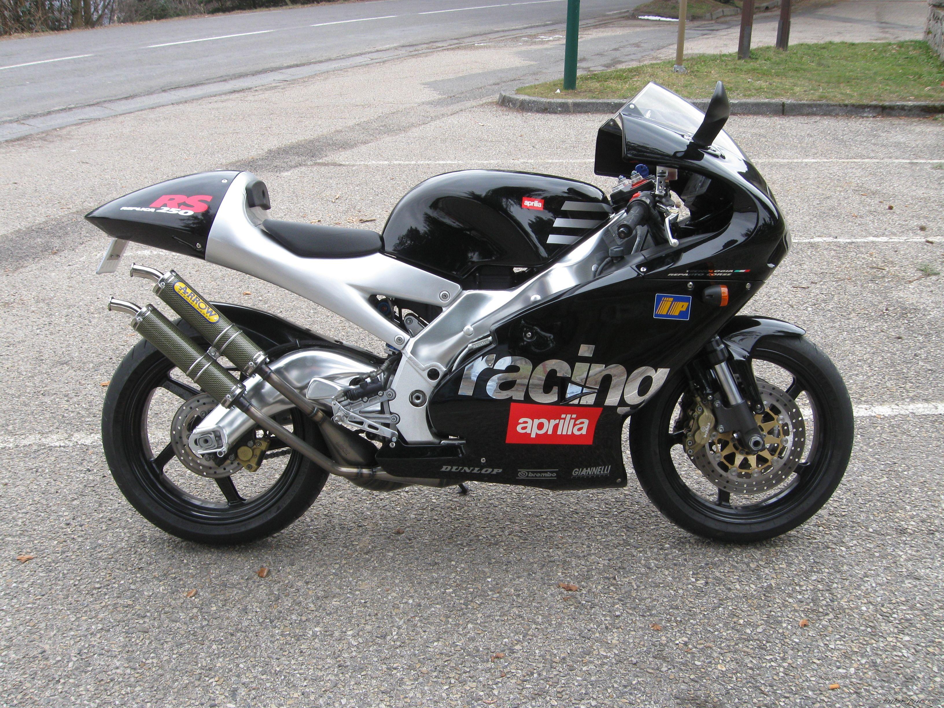 ... APRILIA RS 250 (1997 - 1998) ...
