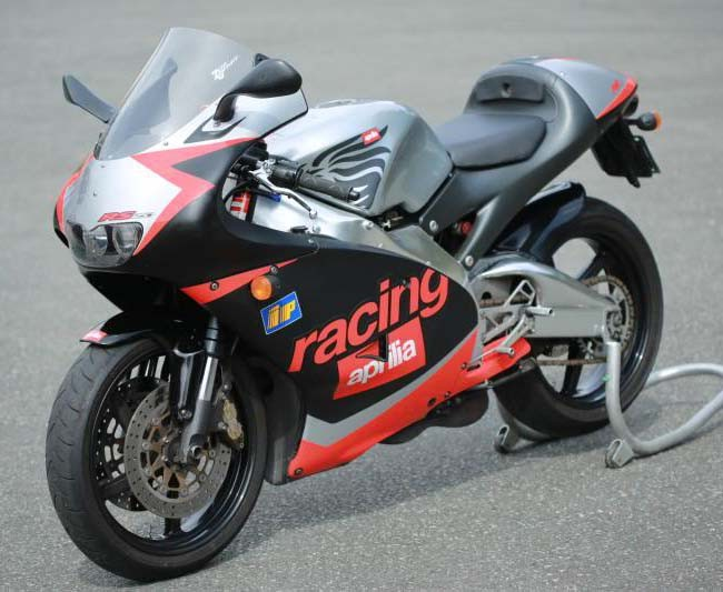 aprilia rs 250 specs 2003 2004 autoevolution. Black Bedroom Furniture Sets. Home Design Ideas