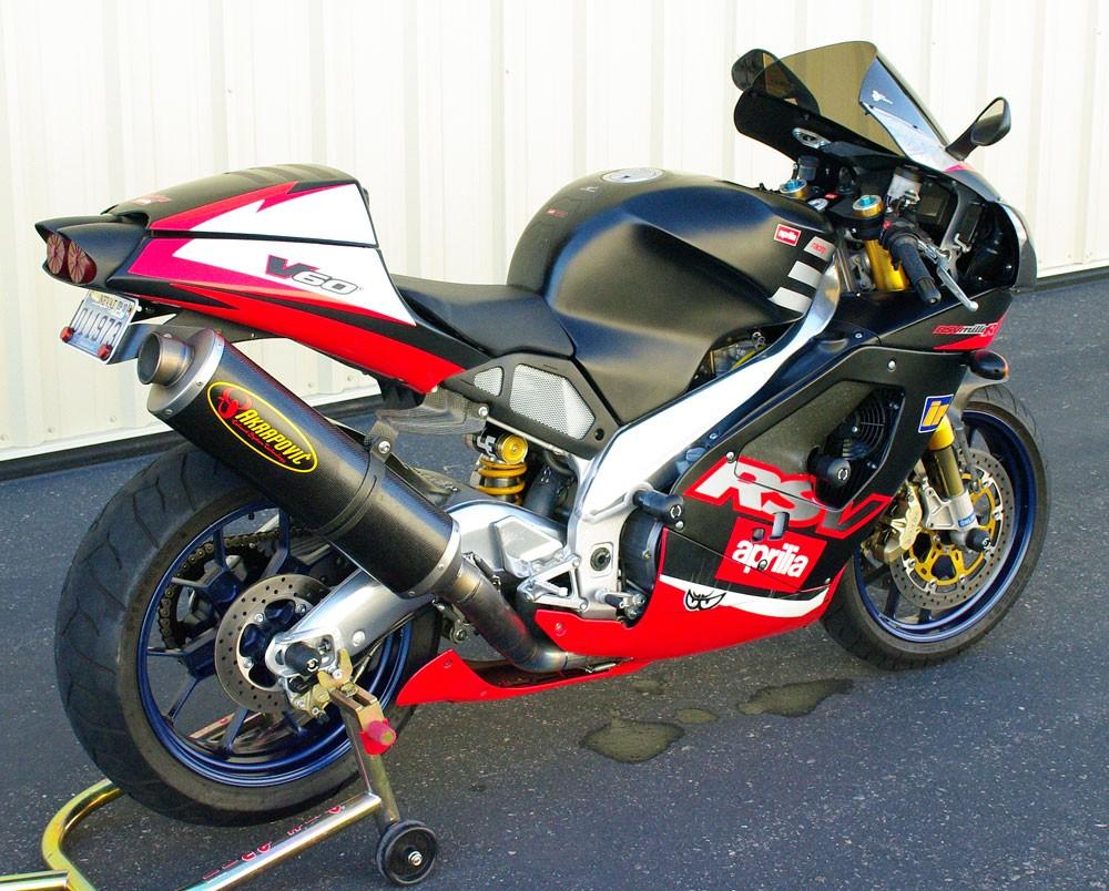 APRILIA RSV Mille R (2001 - 2002) ...