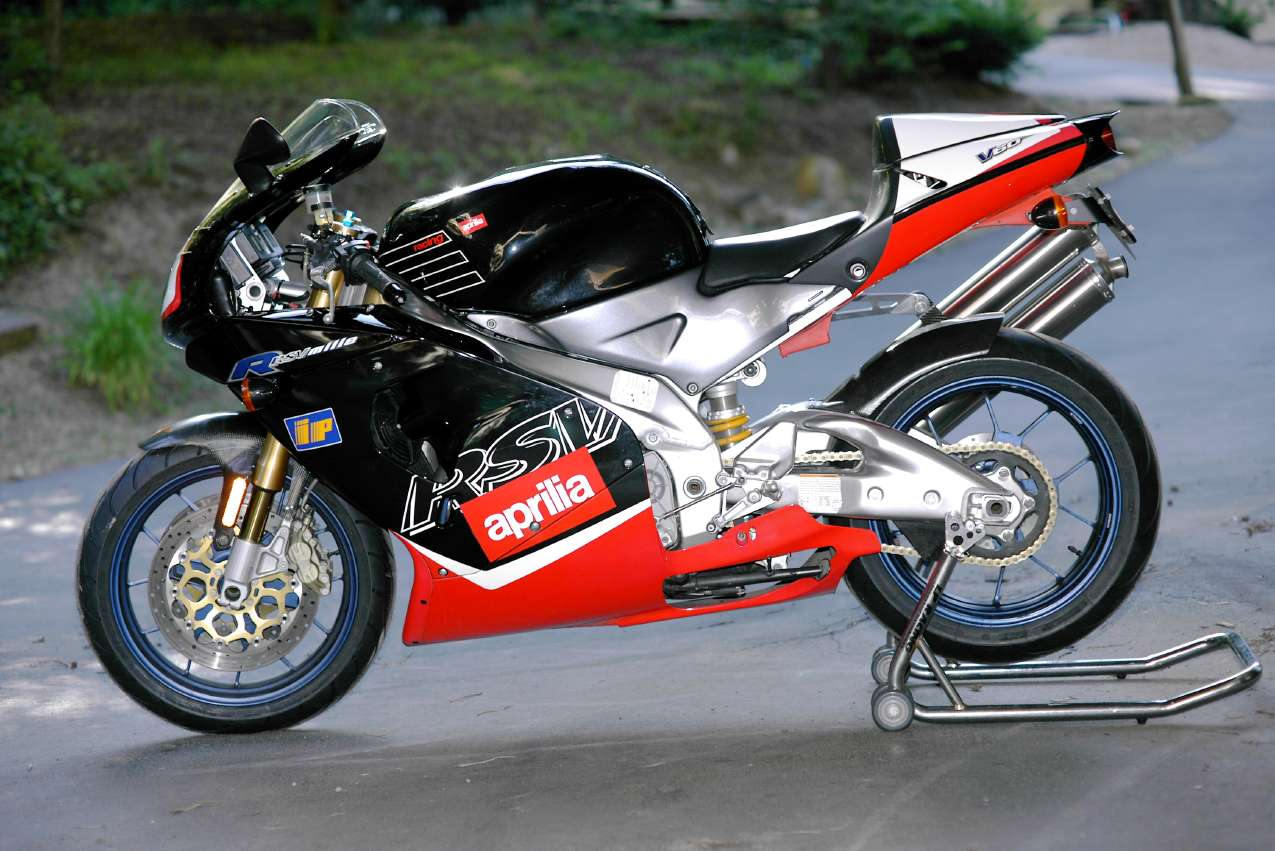 APRILIA RSV Mille R specs - 1999, 2000 - autoevolution