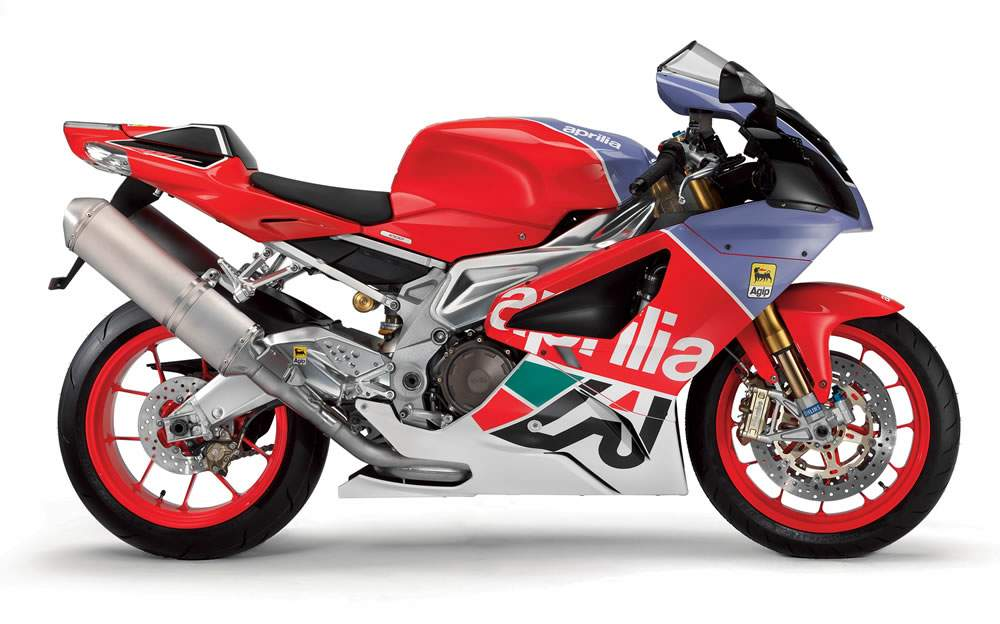 aprilia rsv mille r bol d 39 or specs 2006 2007 autoevolution. Black Bedroom Furniture Sets. Home Design Ideas