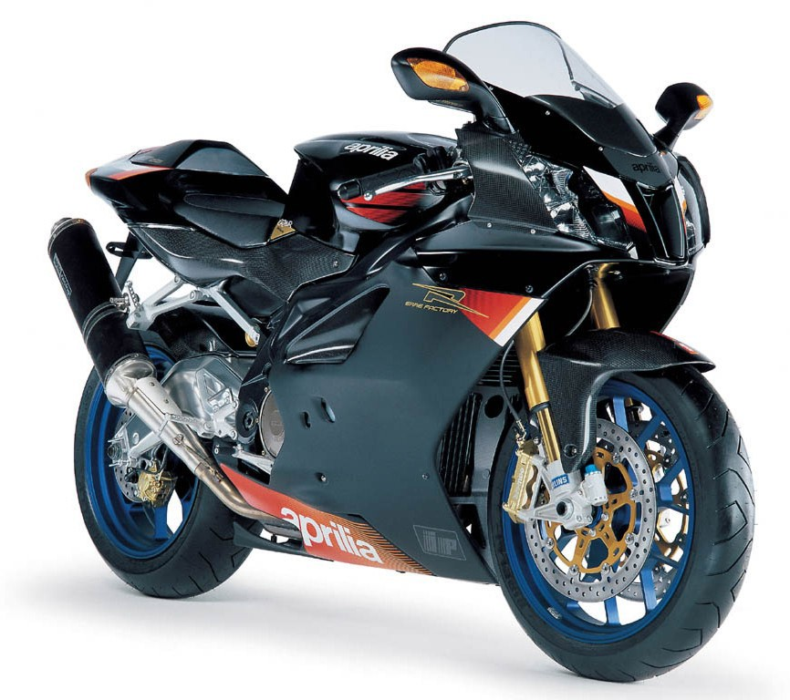 aprilia rsv mille r factory specs 2004 2005 autoevolution. Black Bedroom Furniture Sets. Home Design Ideas