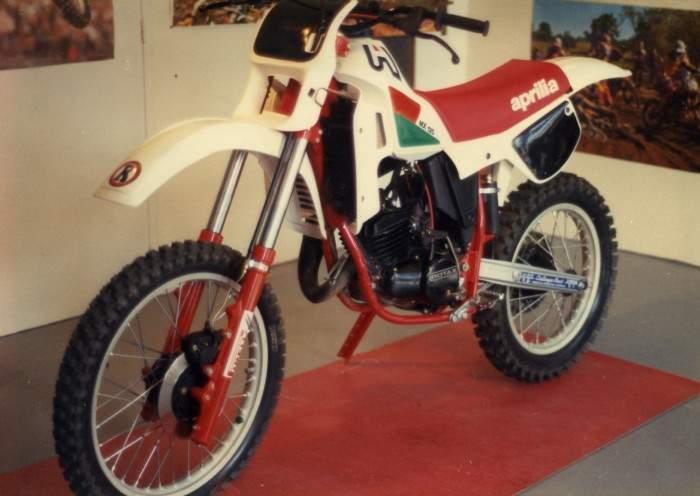 APRILIA RX 125 1983