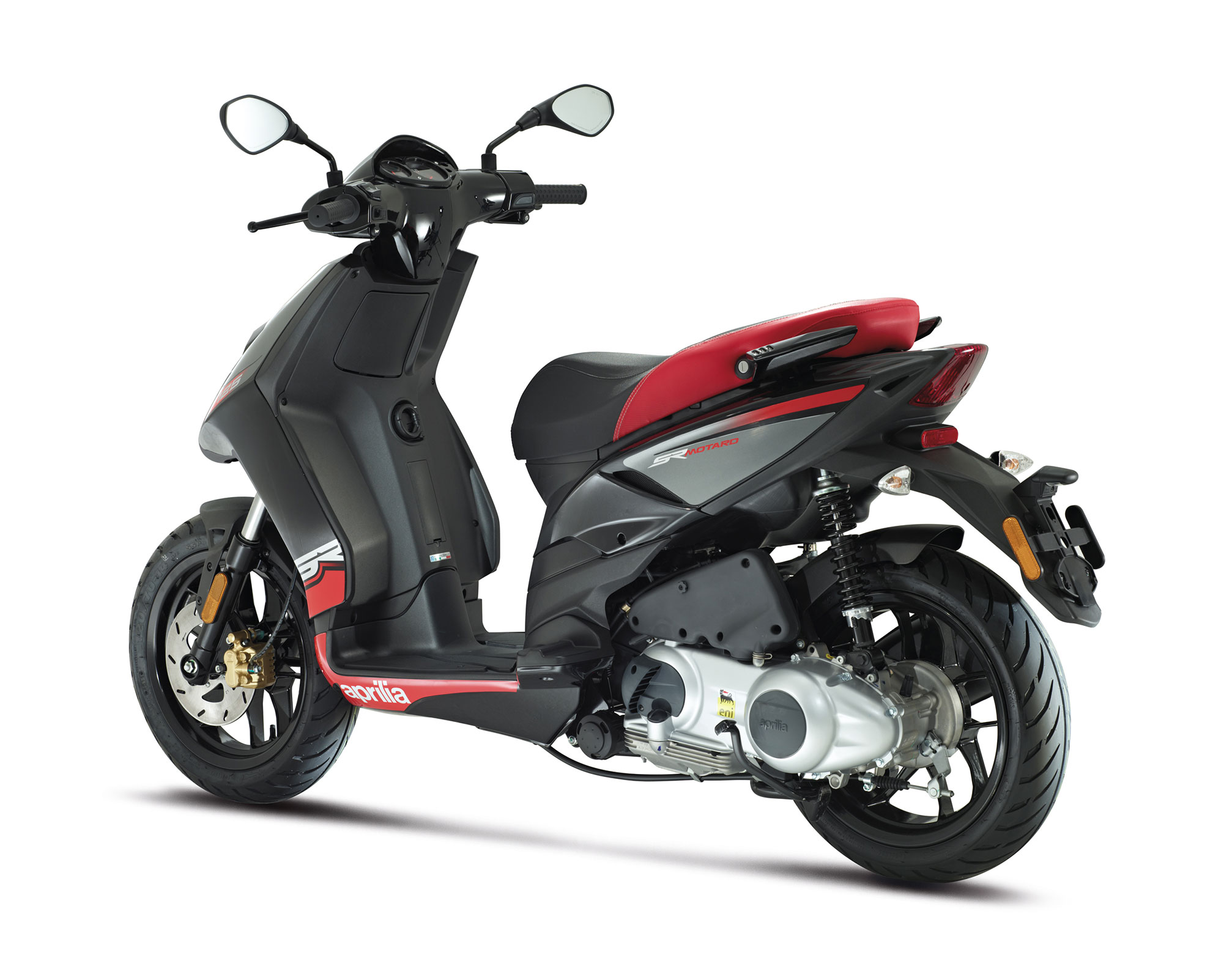 aprilia sr motard 50 2013 2014 autoevolution. Black Bedroom Furniture Sets. Home Design Ideas