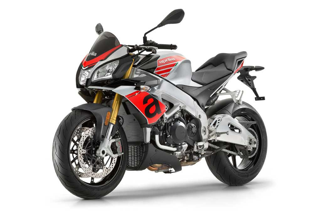 aprilia tuono v4 1100 rr specs 2017 2018 2019. Black Bedroom Furniture Sets. Home Design Ideas