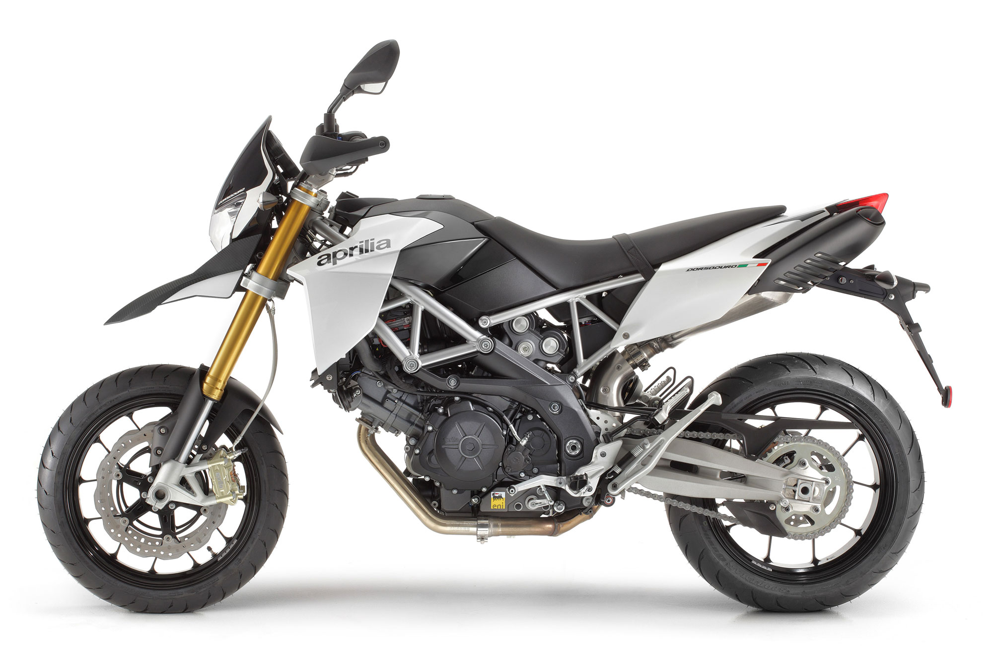 Aprilia Dorsoduro  Review