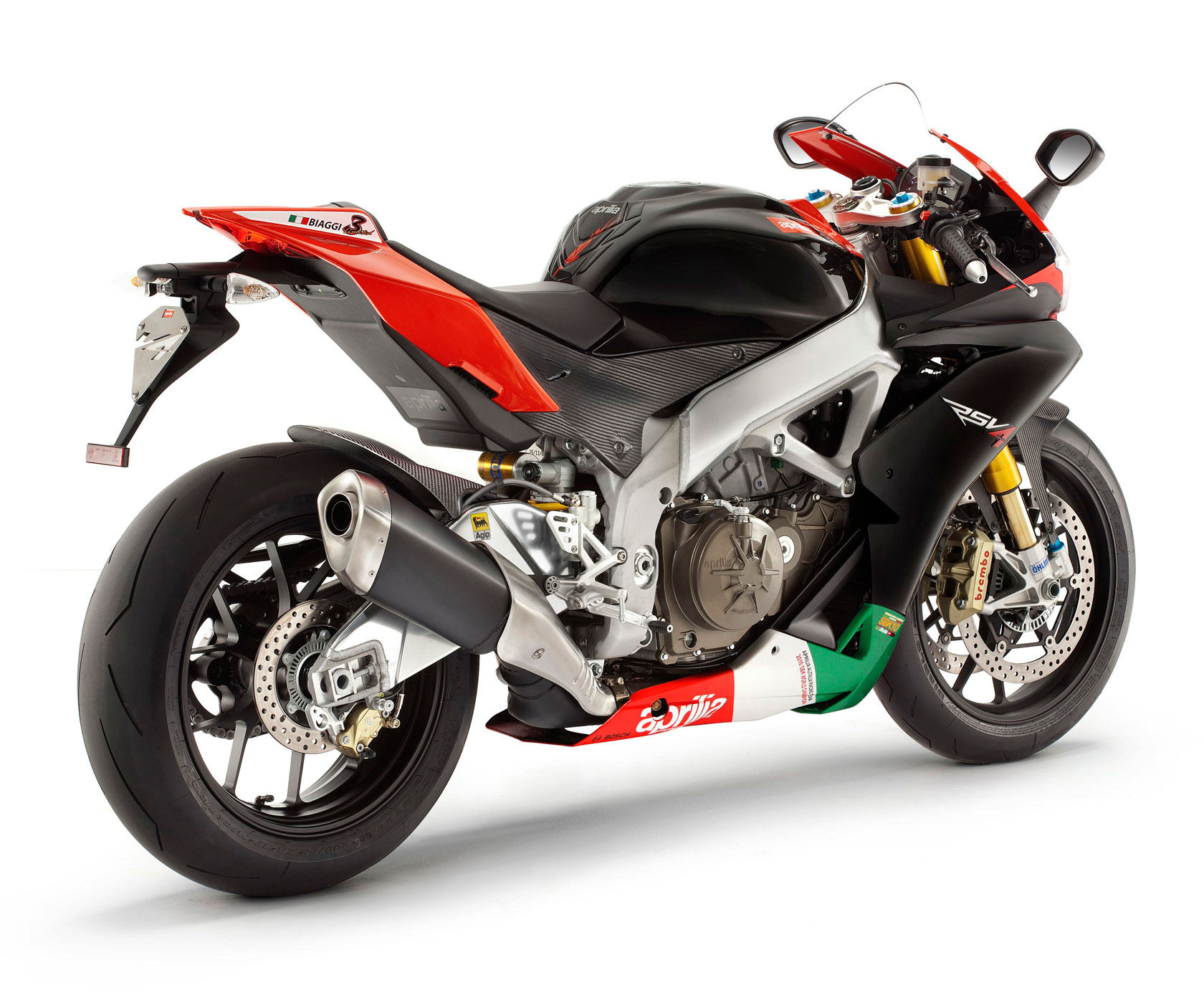 aprilia rsv4 factory aprc se 2010 2011 autoevolution. Black Bedroom Furniture Sets. Home Design Ideas