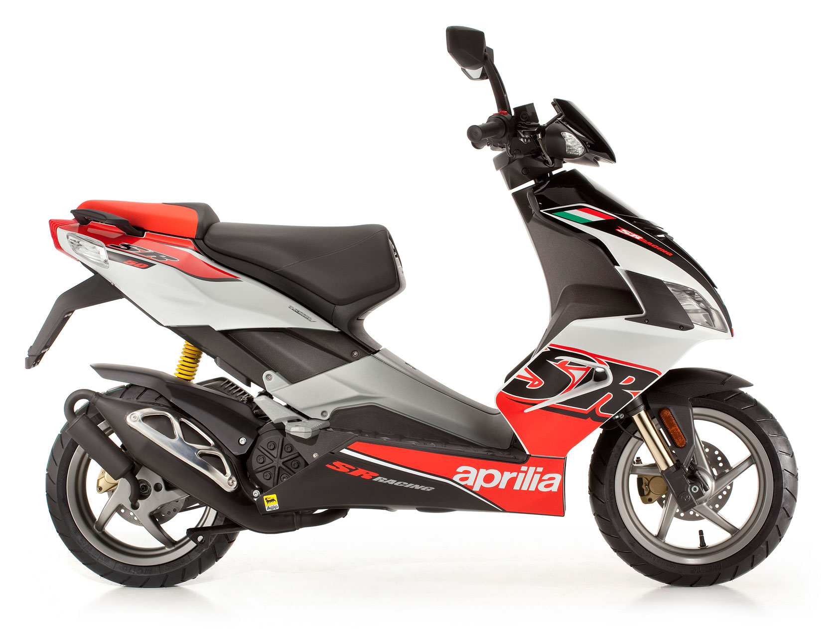 aprilia sr50 r factory specs 2009 2010 autoevolution. Black Bedroom Furniture Sets. Home Design Ideas